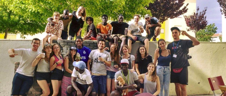 Vita comunitaria e riqualificazione: testimonianza da un campo