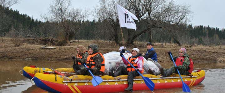 Navigare lungo i fiumi della memoria: un campo in Russia