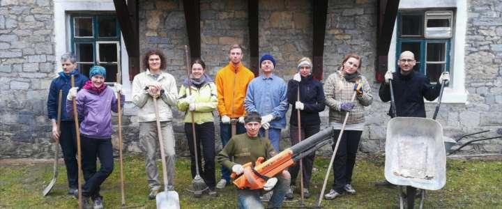 Scoprire e promuovere la permacultura: un campo in Repubblica Ceca