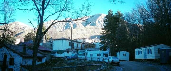 Promuovere la vita comunitaria post terremoto: un campo a Capricchia