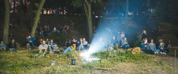 Organizzare un festival urbano su nuovi media e arti visuali: un campo in Ucraina