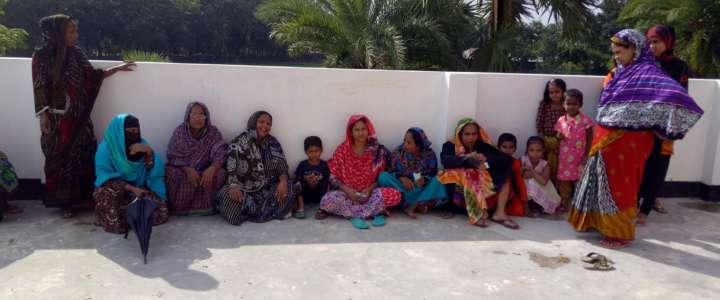Supportare percorsi di fisioterapia per persone con disabilità: un campo in Bangladesh