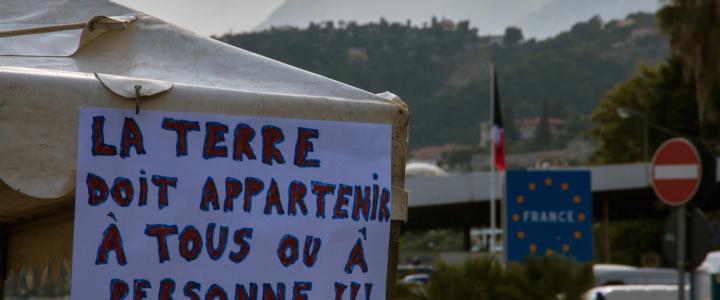 Un campo di volontariato a tutela dei migranti bloccati sul confine: un progetto di accoglienza a Ventimiglia