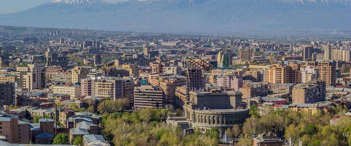 Lavorare in un centro per bambini con disabilità: un campo in Armenia