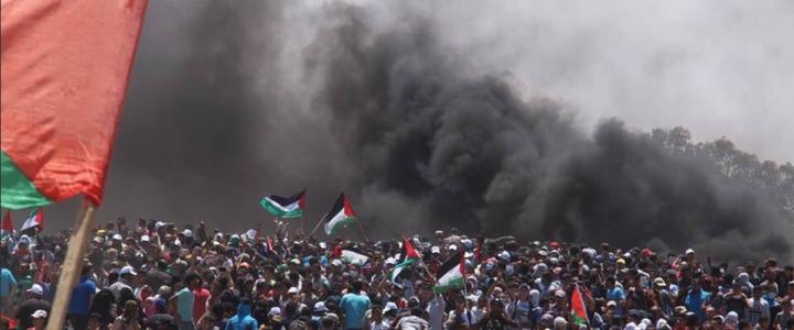 #RightToReturn: comunicato in solidarietà con la popolazione palestinese