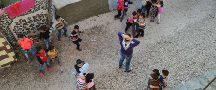 Un progetto di solidarietà in Libano nel campo profughi di Tel Abbas