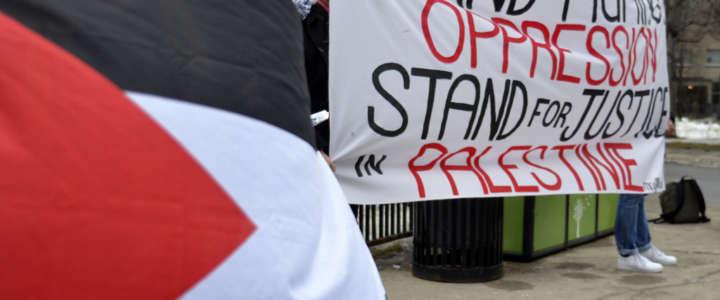 Accuse e minacce alle organizzazioni solidali con la Palestina: il boicottaggio non è terrorismo