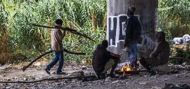 Supportare le persone migranti al confine italo-francese: un campo a Ventimiglia