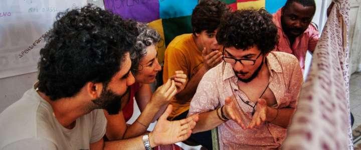 Call aperta: SCI Italia cerca group leader per 4 giovani con minori opportunità in uno scambio giovanile a Roma (17-25 luglio)