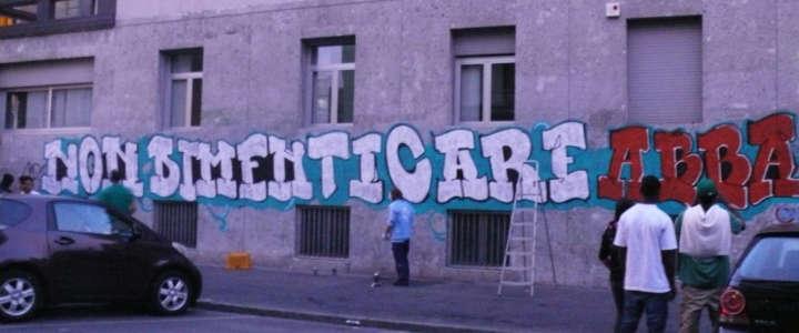 Non dimenticare Abba con un festival antirazzista: un campo a Milano