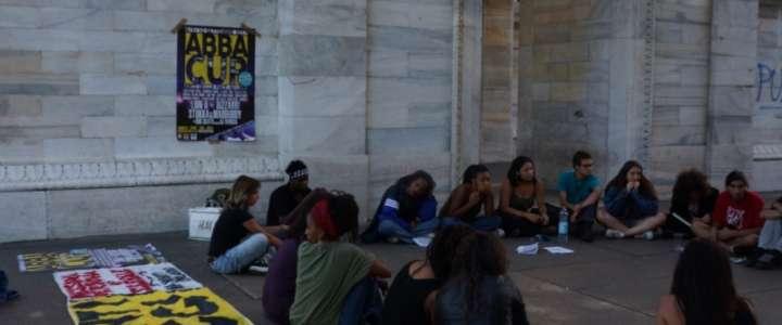 Vorresti coordinare un campo a Milano per l'organizzazione di un festival antirazzista?