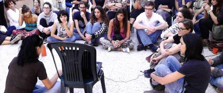 """Call aperta per il campo studio """"Volunteering VS Violence"""": Roma 26/08 – 03/09"""
