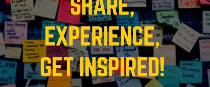 """""""Share, Experience, Get Inspired"""": un seminario per immergersi nella pluralità degli strumenti di educazione non-formale"""