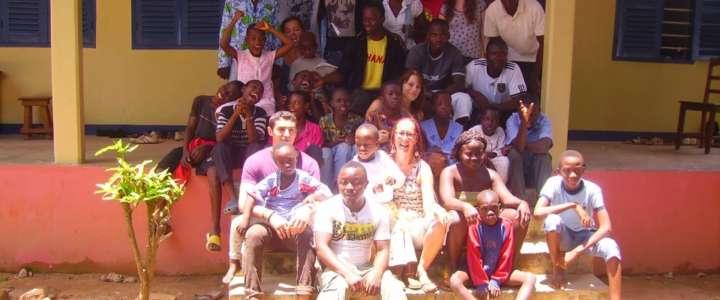 Un Natale solidale insieme ai bambini delle zone rurali: un campo in Togo