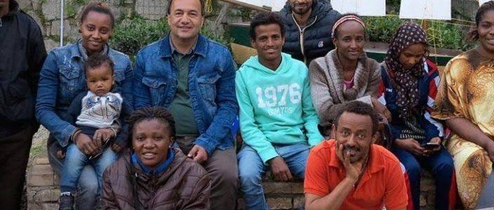 Solidarietà a Mimmo Lucano e a tutta Riace, città dell'accoglienza