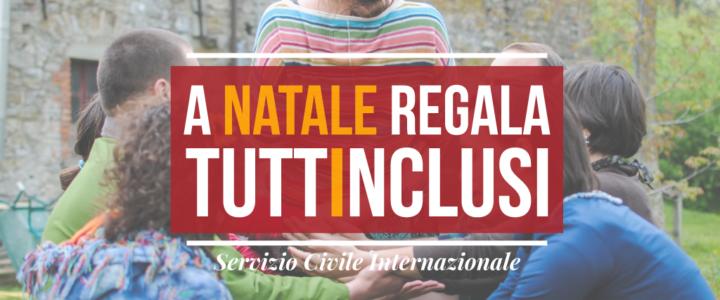 Natale solidale e inclusione sociale: regala TuttInclusi!