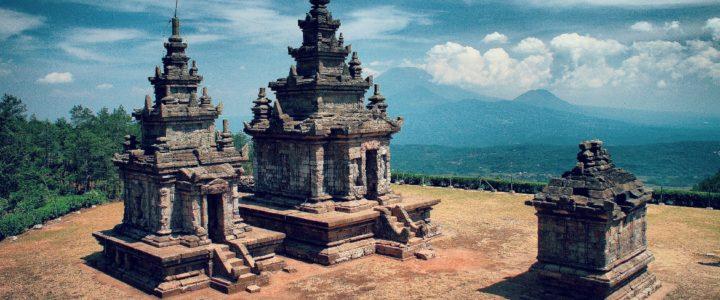 Gedong Songo, tra cultura e natura: un campo in Indonesia