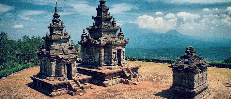 volontariato indonesia Gedong Songo ambiente