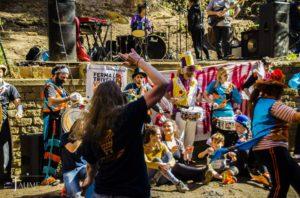 festival internazionale della zuppa di roma campo di volontariato