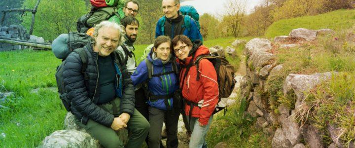 Tutela del patrimonio ambientale: un campo nella Val Codera