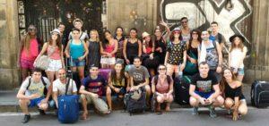 call coordinamento scambio giovanile catalogna