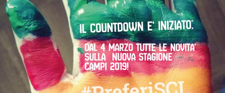 Countdown iniziato: incontri di formazione e campi di volontariato in arrivo!