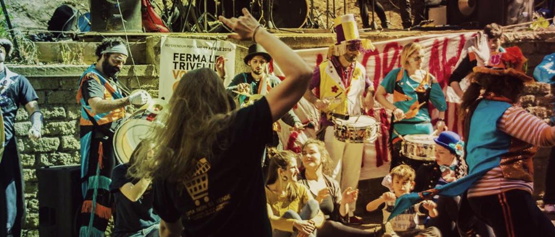 Festival internazionale della zuppa: un campo di volontariato a Roma