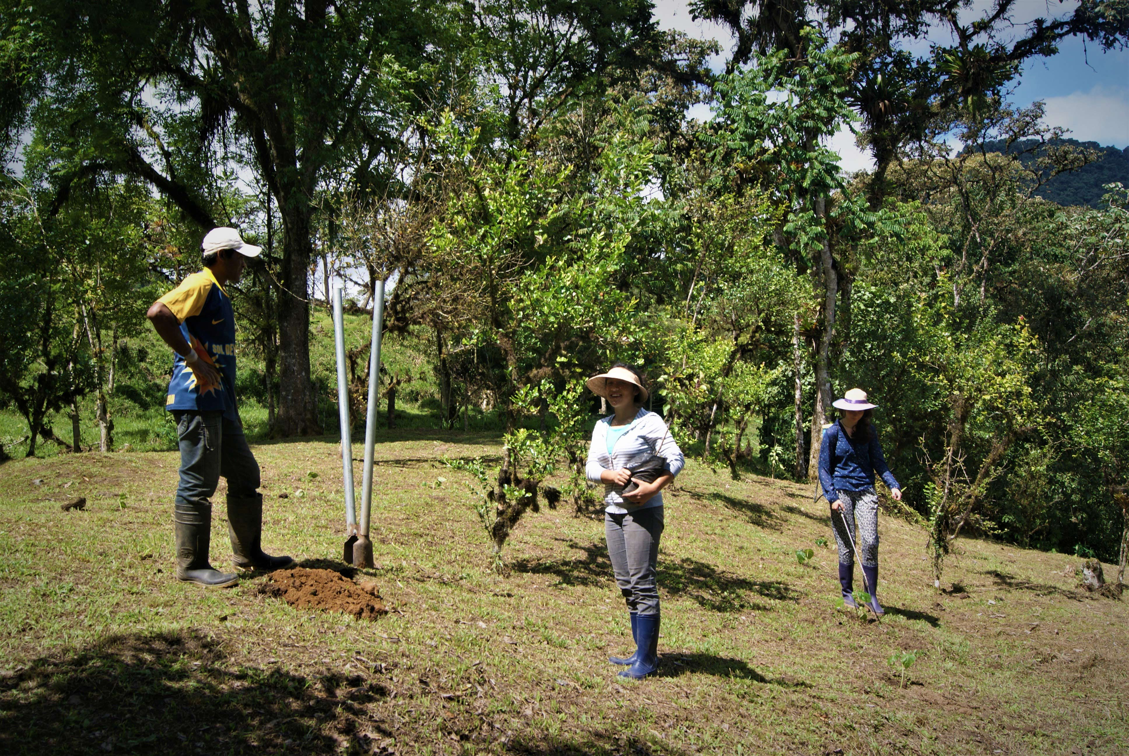 Clima e stile di vita sostenibile in Equador