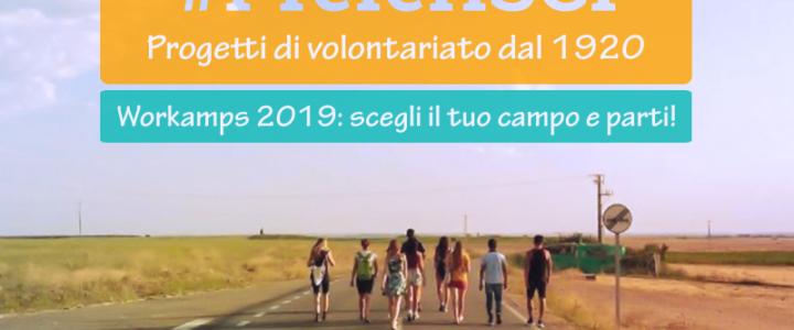 Una nuova stagione di progetti di volontariato internazionale è in partenza, e tu? #PreferiSCI!