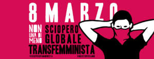 sciopero femminista nonunadimeno servizio civile internazionale