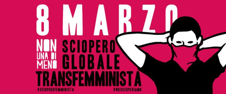 L'otto marzo #noiscioperiamo! SCI-Italia aderisce allo sciopero globale femminista.