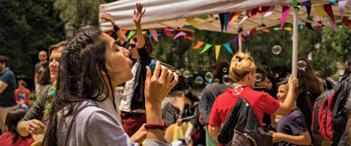 Mondo LGBT*QI+ e questioni di genere: un campo per il Liguria Pride
