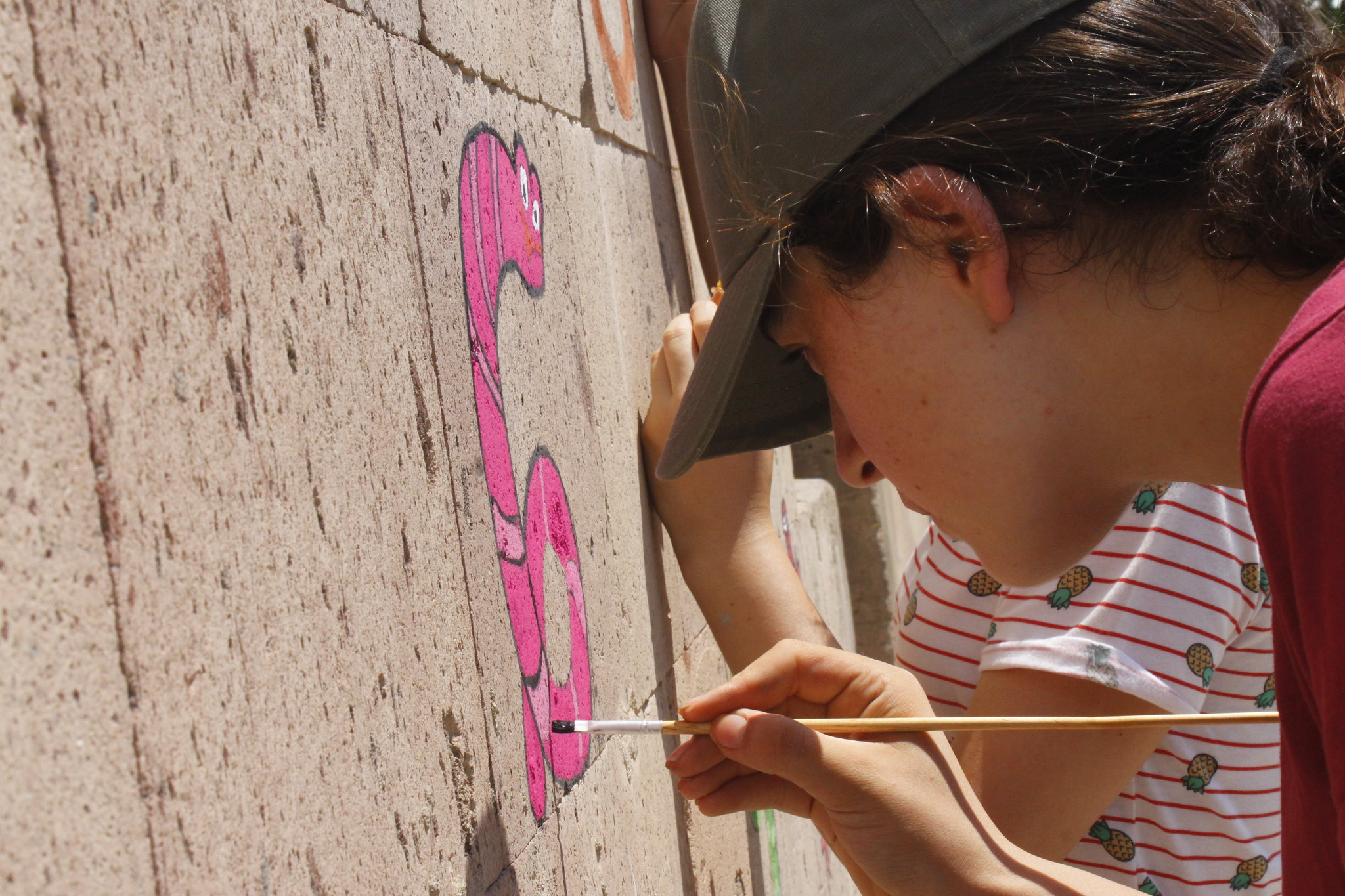 """""""Coloriamo Monterosso"""": un campo di volontariato in Sicilia"""