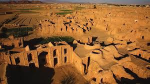Un campo in Iran per il restauro del Giardino persiano e attività nel Qanats