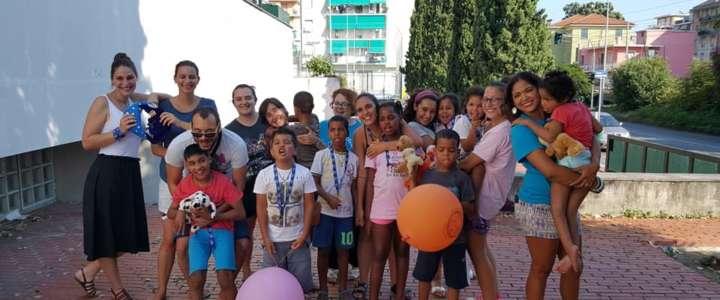 "Un mini-campo con l'ass. Shanti Sahara: ""Oasis of care for Saharawi Children"""