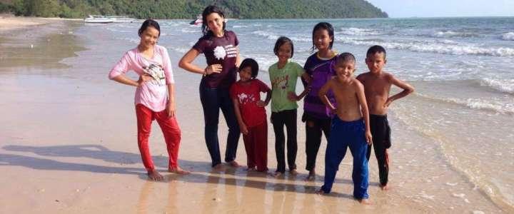 Un campo di lavoro con la comunità dell'isola di Koh Sukorn: direzione Thailandia