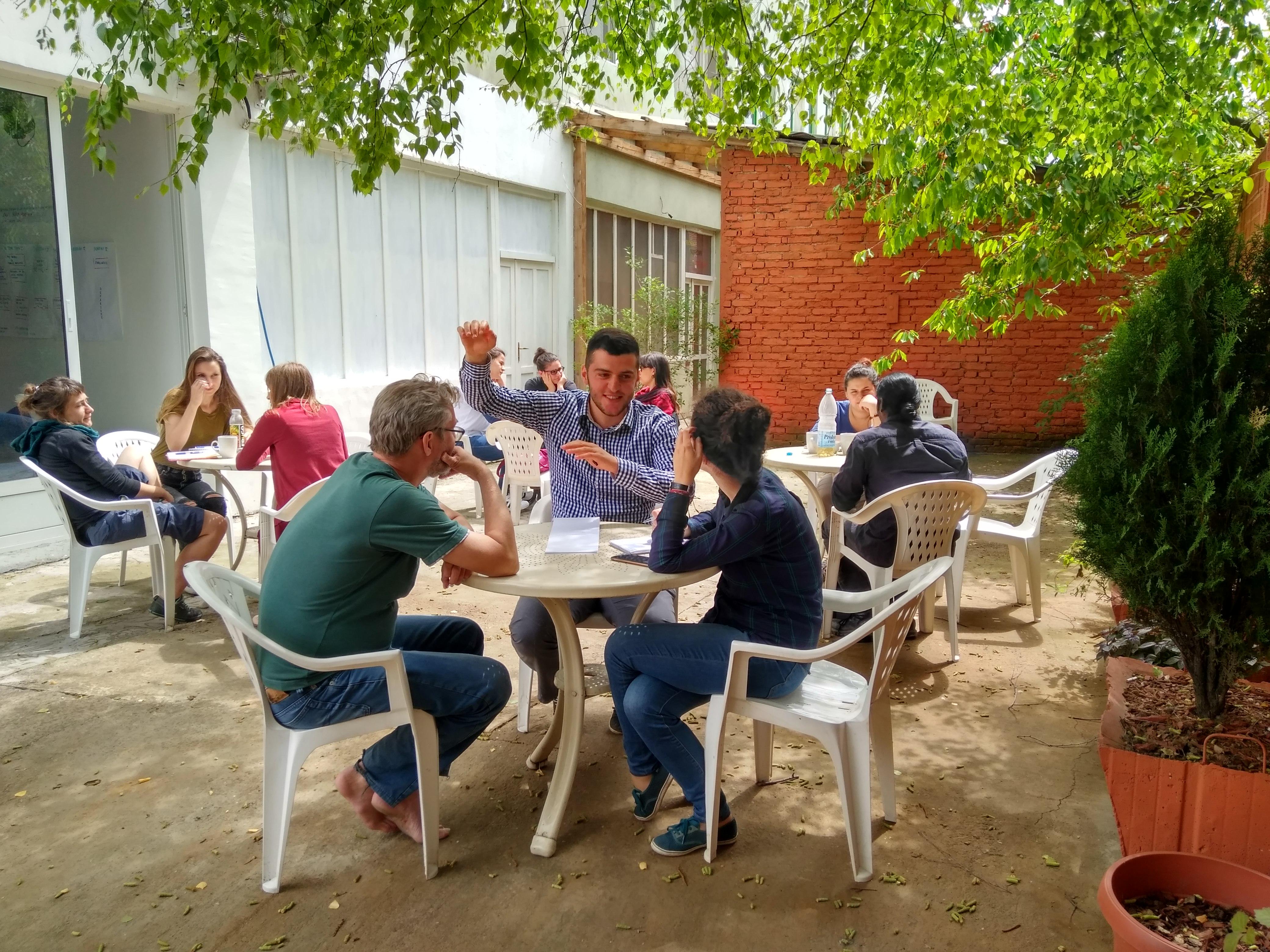 Un campo di volontariato per promuovere l'interculturalità: direzione Argentina
