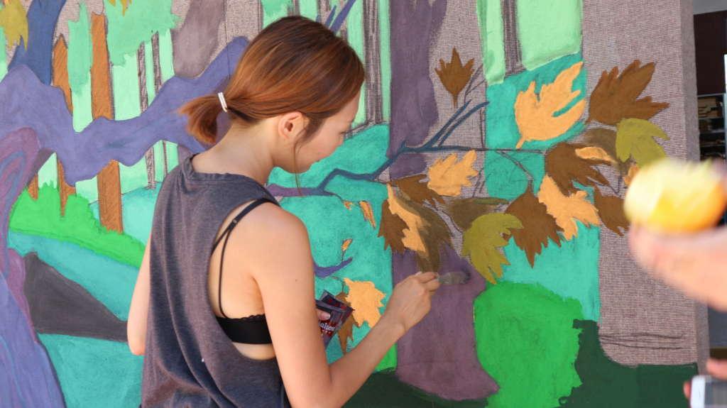 Espressione artistica e dialogo: un campo di volontariato in Kosovo