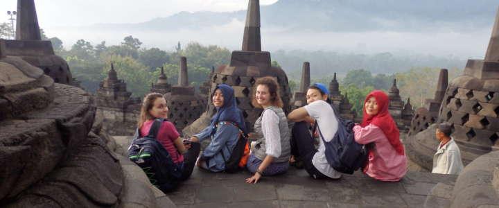 Un campo in Indonesia per la valorizzazione del villaggio di Batu Loceng