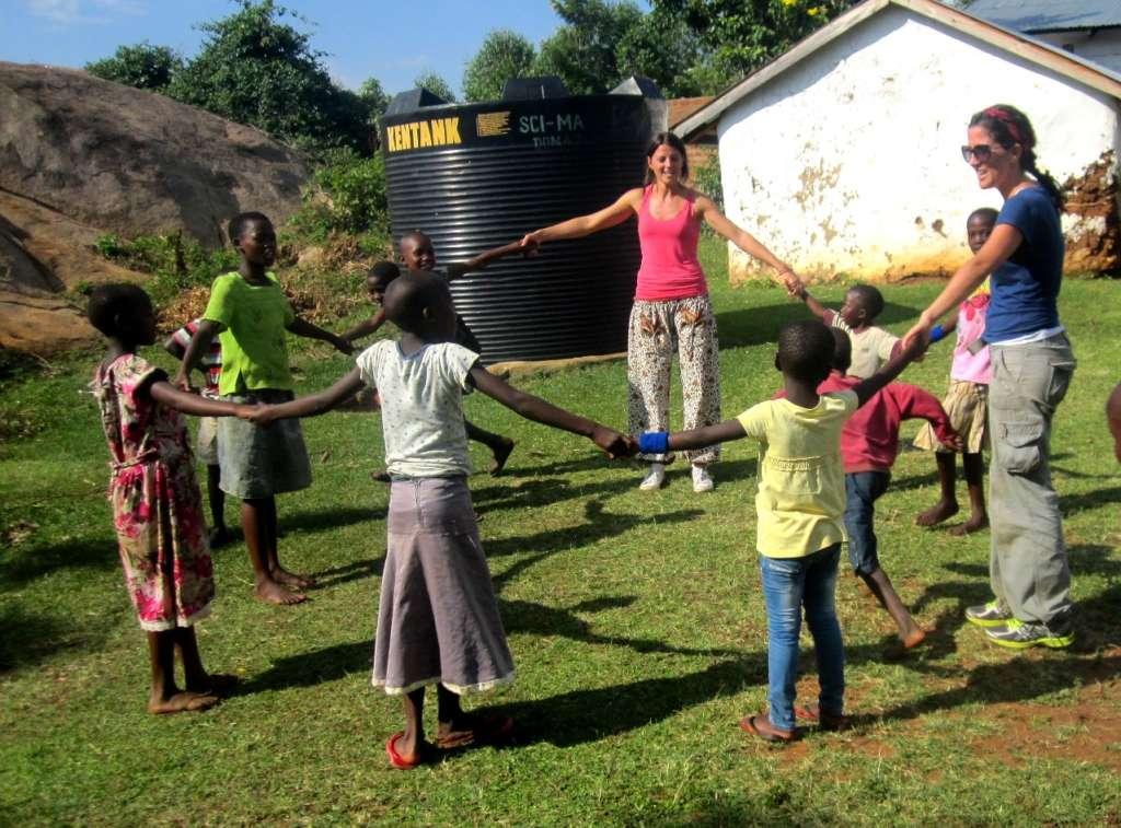 """Un campo di volontariato per la celebrazione del """"The Heritage Month"""" in Sud Africa"""