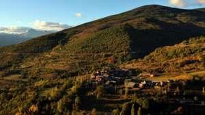 Un campo per recuperare gli antichi sentieri della Vall de Siarb in Catalogna
