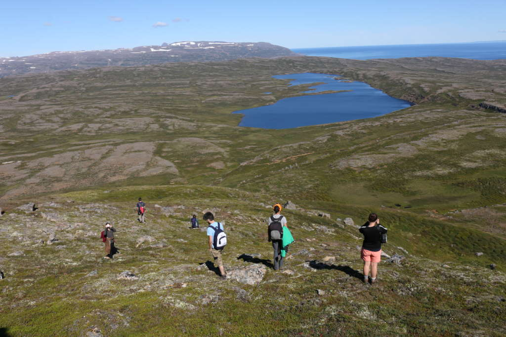 Un campo di volontariato in Islanda per amanti della fotografia
