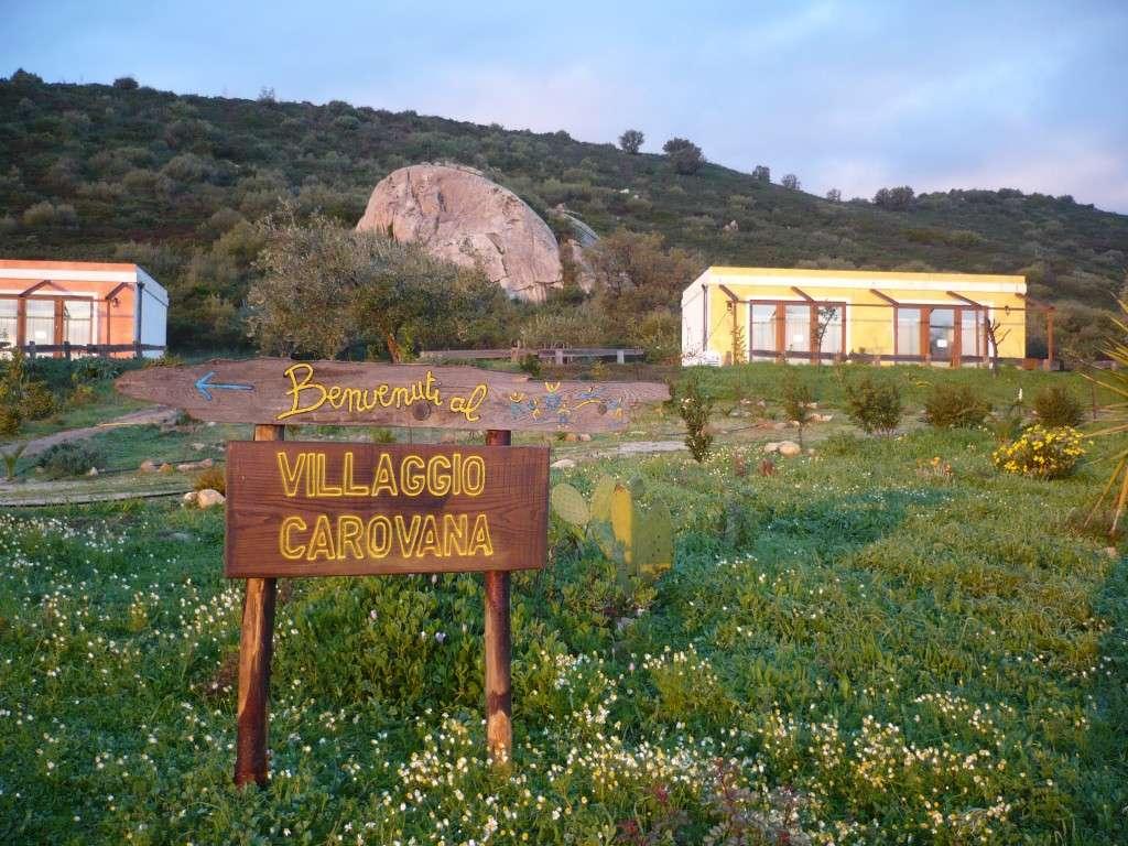 Campo di volontariato in Sardegna