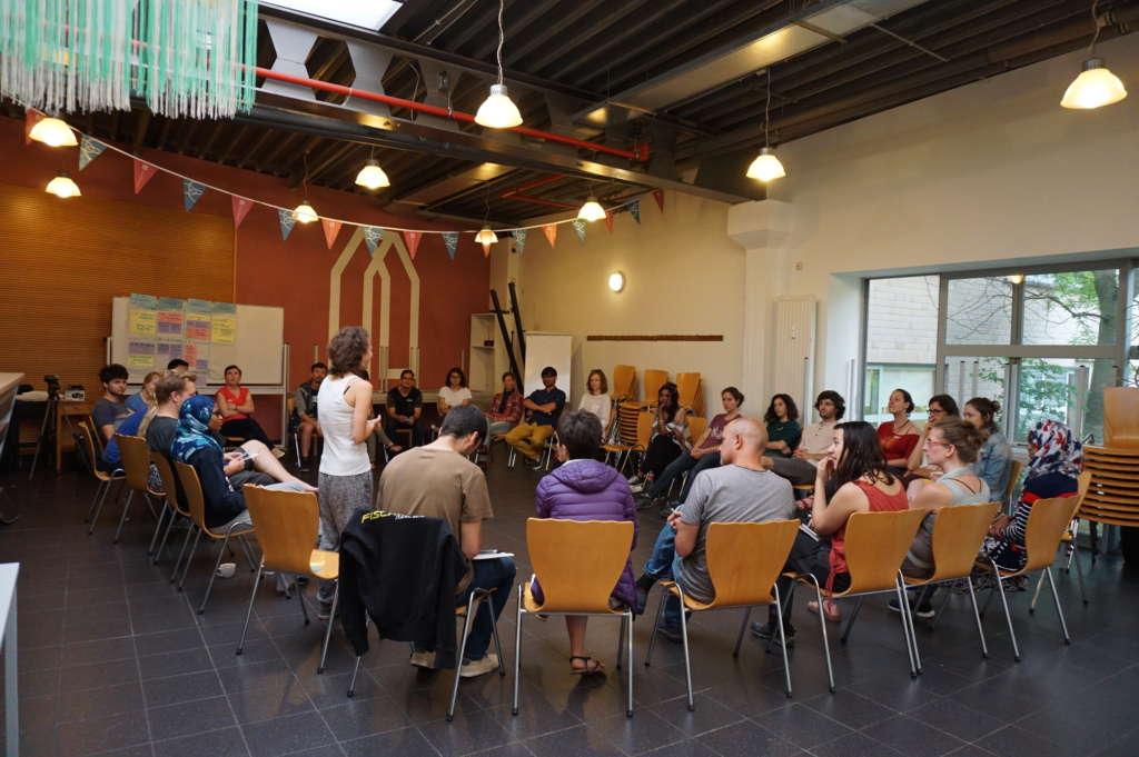 Call per un seminario a Madrid: Come affrontare le discriminazioni?