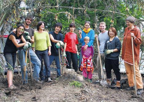 SCI Switzerland cerca 4 volontari/e EVS per l'eco-villaggio di Degersheim