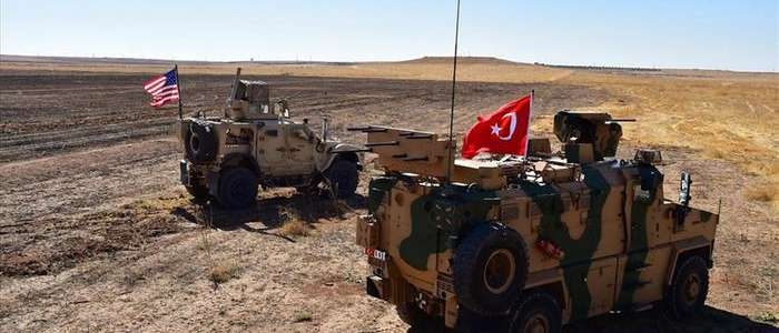 Sostegno resistenza in Siria del Nord
