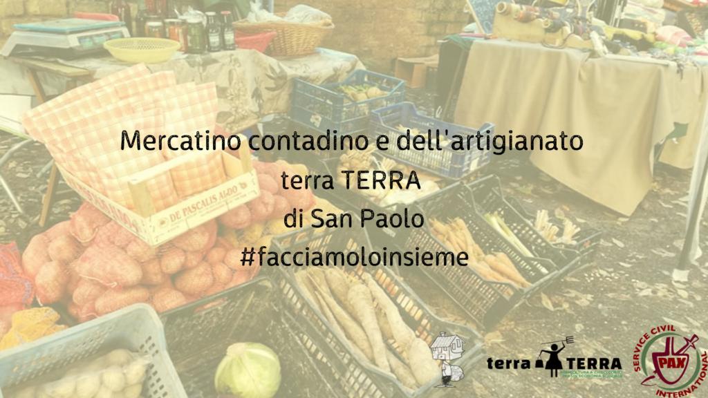 Mercato contadino terra/TERRA