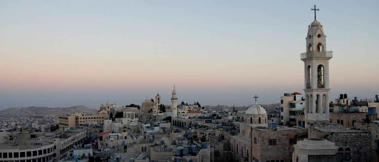Un campo per passare il Natale a Betlemme: un'esperienza indimenticabile