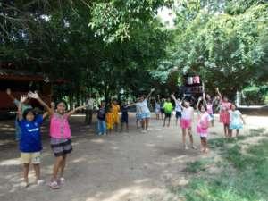 Kok Riang village