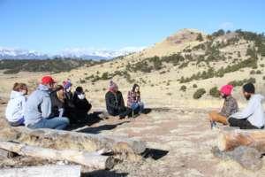 Workcamp coi lupi negli USA Servizio Civile Internazionale